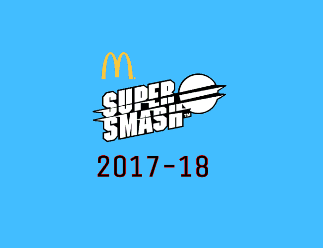 Burger King Super Smash 2017-18 Squads