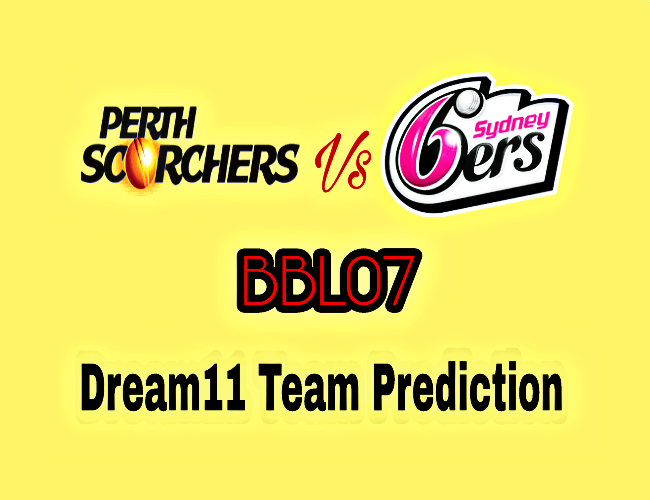 PS Vs SDS Dream11 Team Prediction