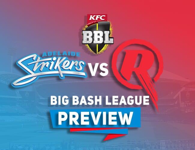 ADS vs MLR Dream11 Team Prediction, Preview: BBL| The second semi-final