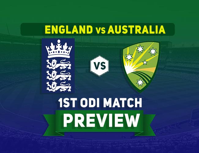 Eng vs Aus 1st ODI probable playing XI: