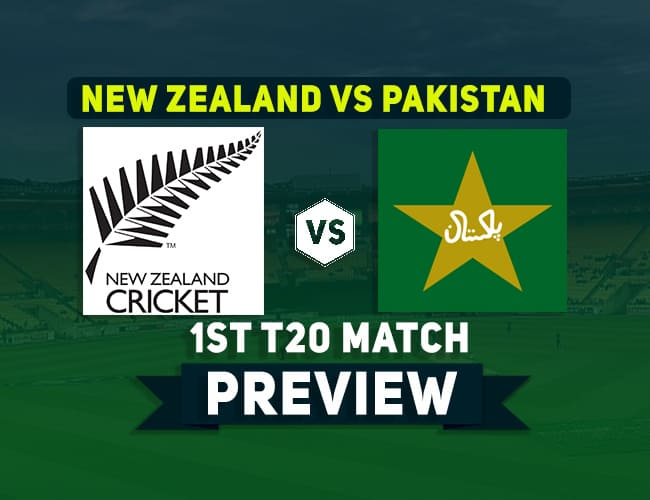 NZ vs PAK 1st T20 Team Prediction, Probable Playing XI : Preview