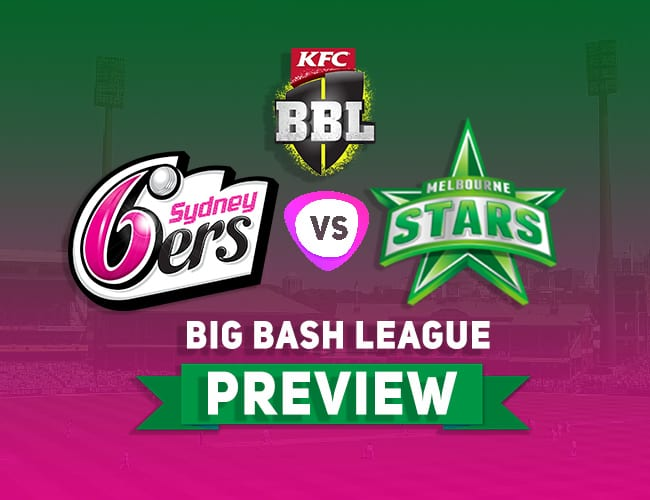SDS vs MLS Dream11 Team Prediction, Preview: BBL| Sixers on the run