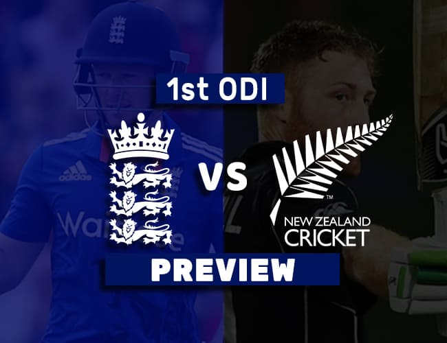 ENG vs NZ 1st ODI Dream11 Team Prediction: Preview| Superstars collide