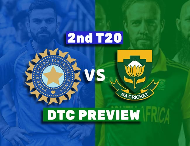 SA vs IND 2nd T20I Dream11 Team Prediction: Preview