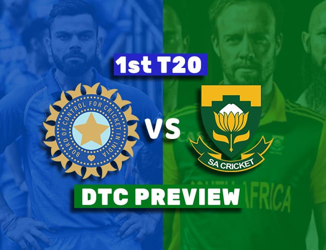 SA vs IND 1st T20I Dream11 Team Prediction: Preview