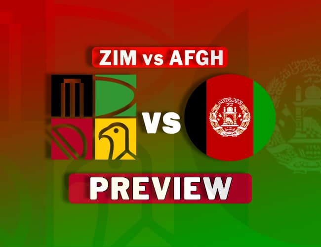ZIM vs AFGH 5th ODI Dream11 Team Prediction: Preview| The last hurrah