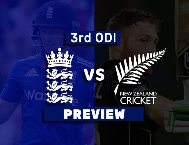 ENG vs NZ 3rd ODI Dream11 Team Prediction And Probable Playing XI: Preview