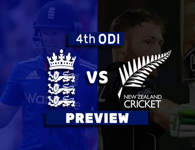 ENG vs NZ 4th ODI Dream11 Team Prediction: Preview| Must-win game for NZ
