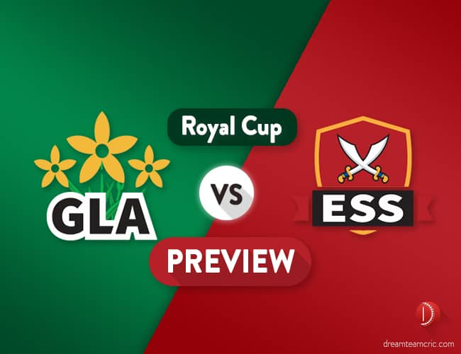GLA vs ESS Dream11 Team Prediction and Probable XI: Preview