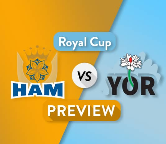 HAM vs YOR Dream11 Team Prediction: Preview | Second Semi Final