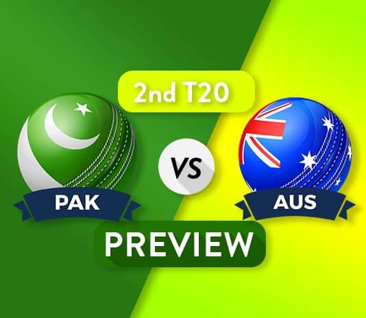 PAK vs AUS 2nd T20 Dream11Team Prediction, Probable XI: Preview