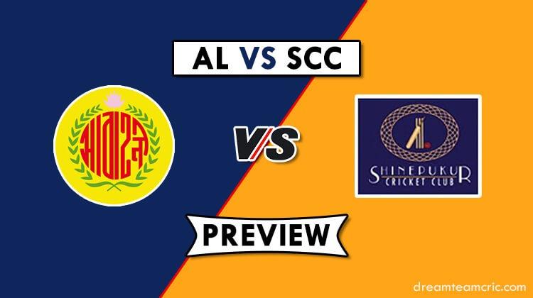 AL VS SCC