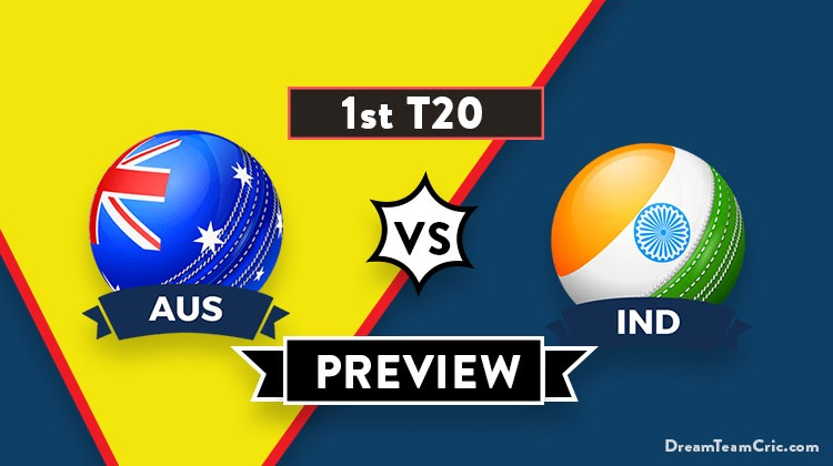 AUS vs IND Dream 11 Team