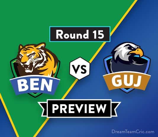 BEN vs GUJ Dream11 Team Prediction of Vijay Hazare Trophy : Preview