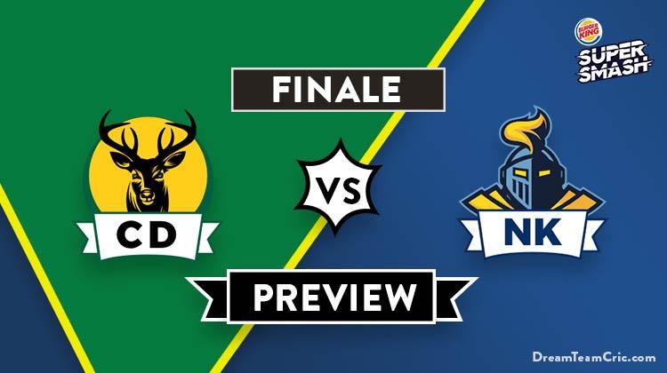 CD vs NK Dream 11 Team