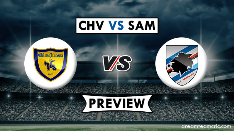 CHV vs SAM Dream11