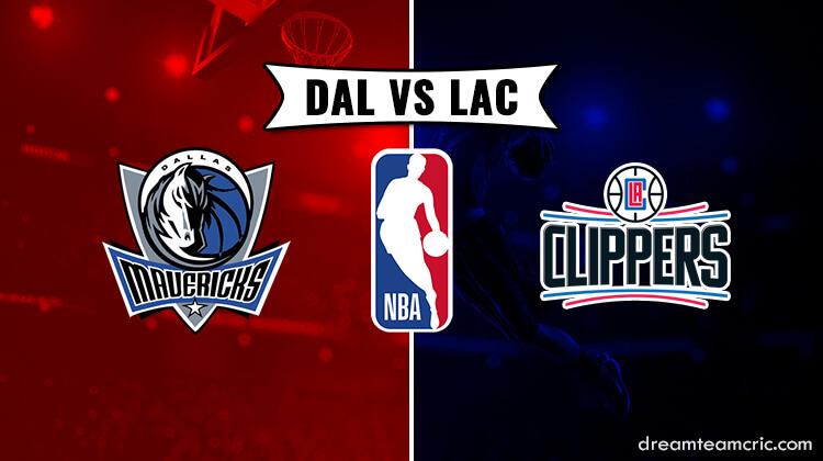 Dal Vs Lac Dream11 Match Prediction Nba Preview Fantasy Teams