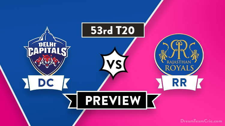 Dc Vs Rr Dream11 Team Prediction Of Ipl 2019 Preview Rabada And Smith Will Not Play