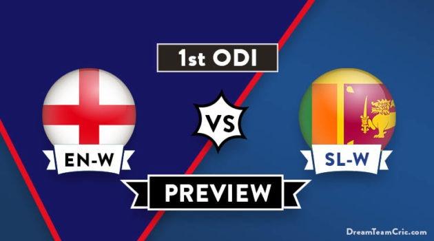 EN-W vs SL-W Dream11