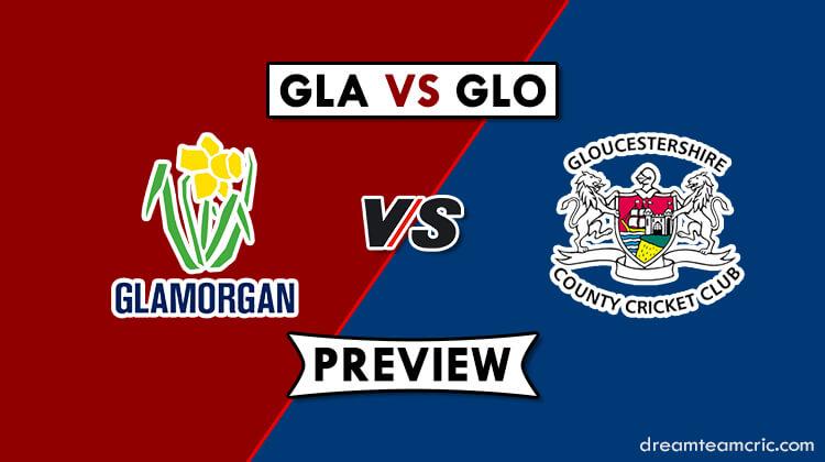GLA vs GLO Dream11