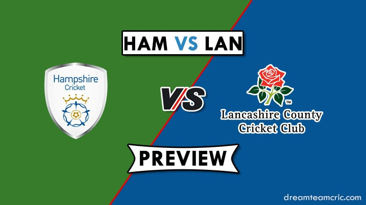 HAM vs LAN Dream11