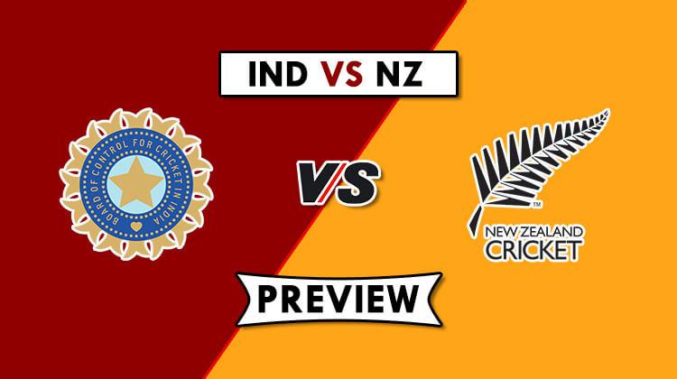 IND vs NZ Dream11 Grand League Team, Team News: ICC World