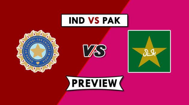 IND VS PAK Dream11