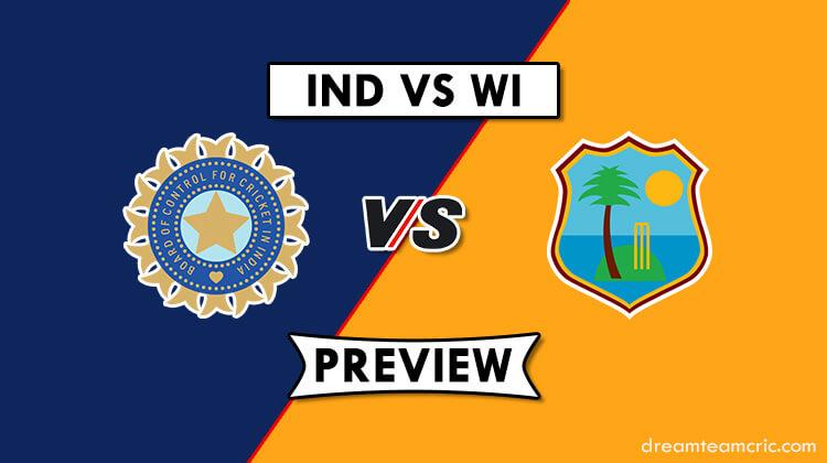 ind vs wi match schedule 2019