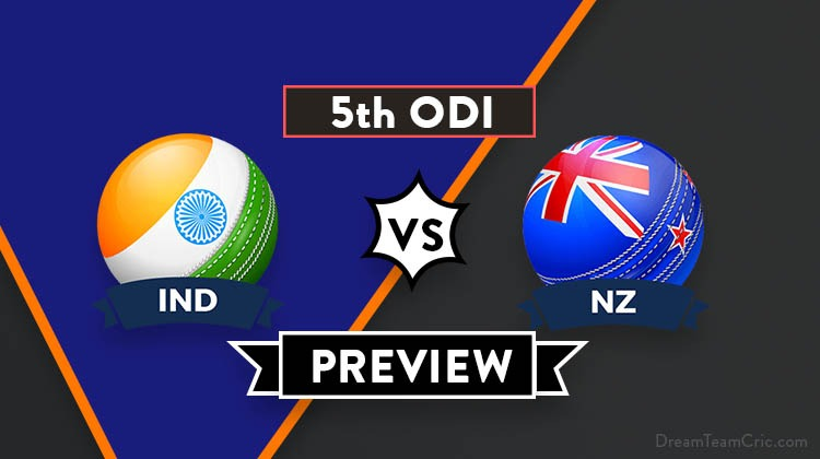 IND vs NZ Dream 11 Team Prediction