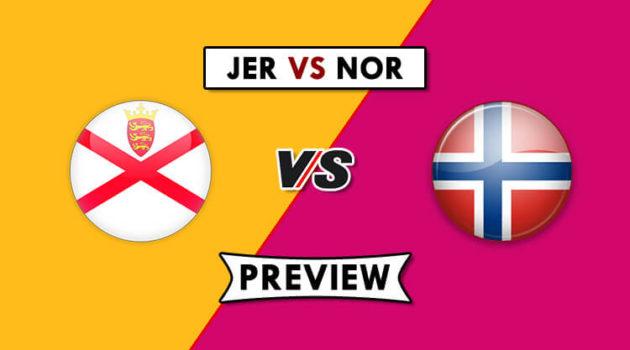 JER VS NOR Dream11