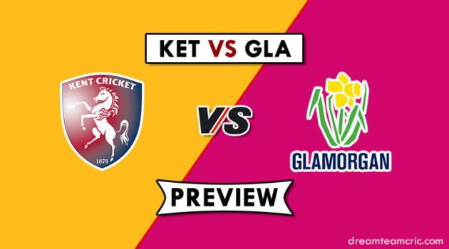 KET vs GLA Dream11
