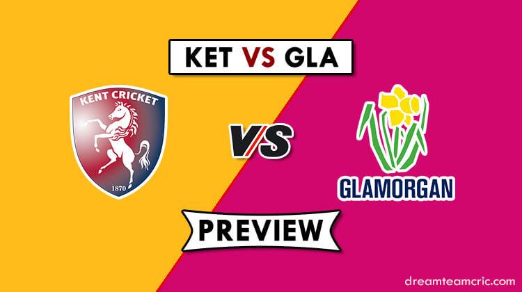 KET vs GLA Dream11