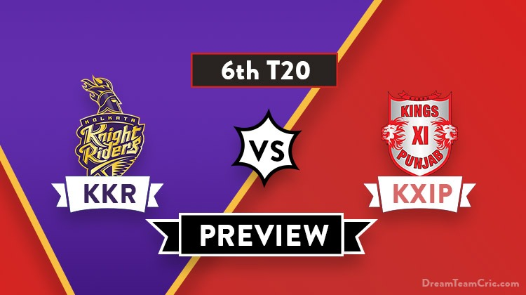 Kkr Vs Kxip Dream11 Team Prediction Of Ipl 2019 Preview Miller And Tye Join Kxip