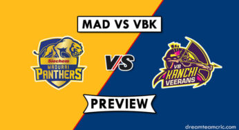Dream11 Prediction, Fantasy Cricket Team, News & Previews