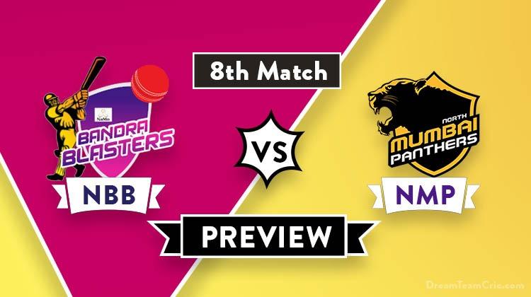 NBB vs NMP Dream11