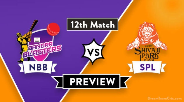 NBB vs SPL Dream11