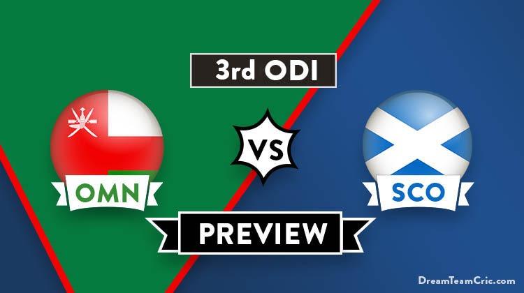 OMN vs SCO Dream 11