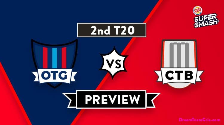 OTG vs CTB Dream11
