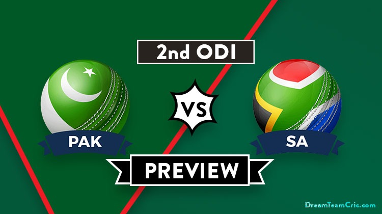 PAK vs SA Dream 11 Team