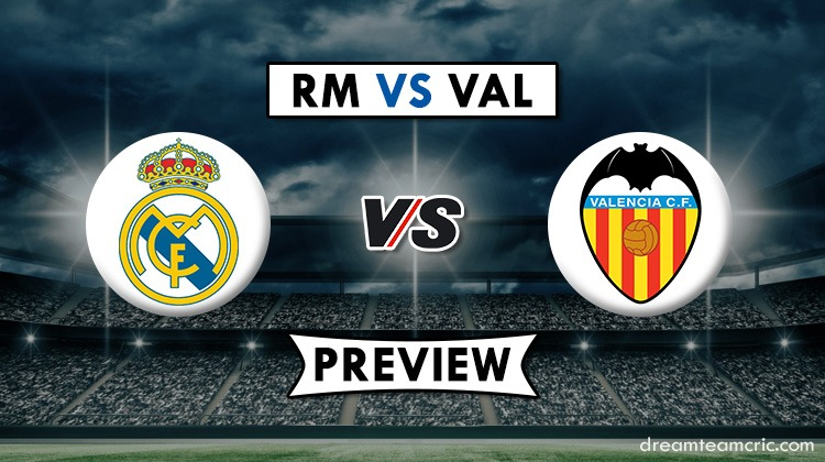 RM vs VAL Dream11