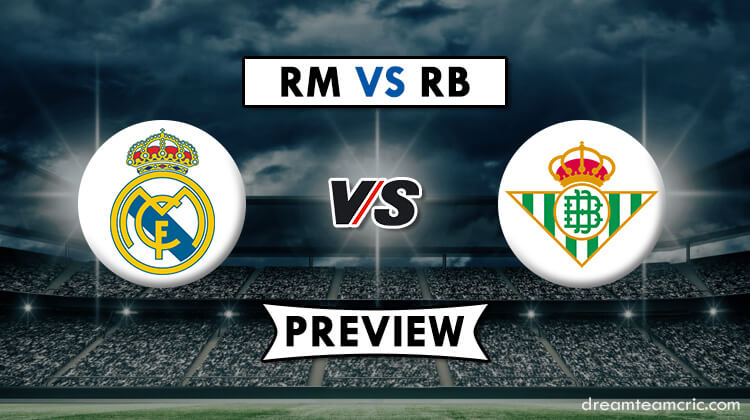 RM vs RB Dream11