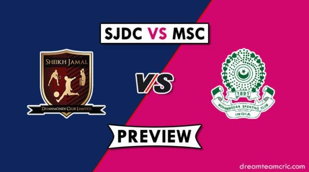 SJDC VS MSC