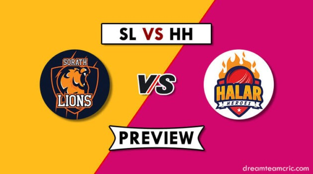 SL vs HH Dream11