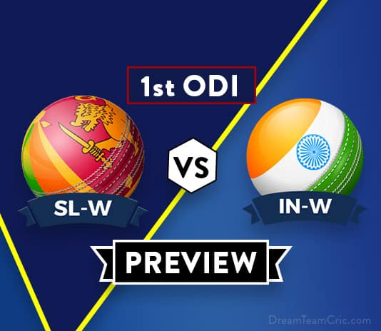 SL-W vs IN-W 1st ODI Dream11 Team Prediction and Probable XI: Preview
