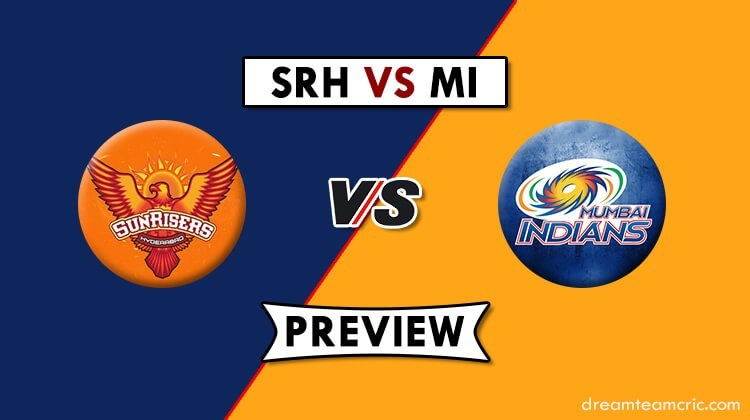MI vs SRH Dream11