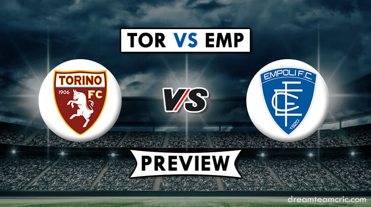 TOR vs EMP Dream11
