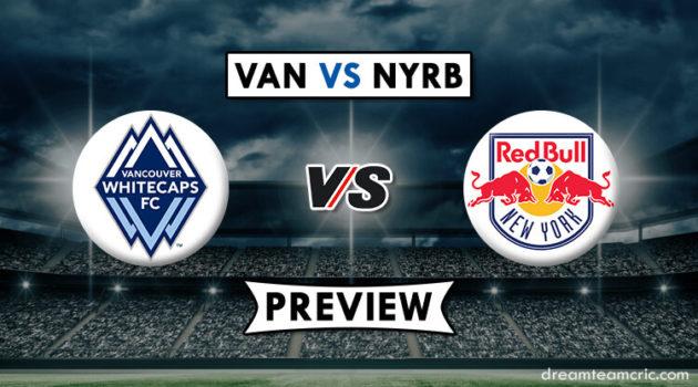 VAN vs NYRB Dream11